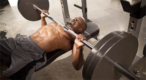 bench press for boxing