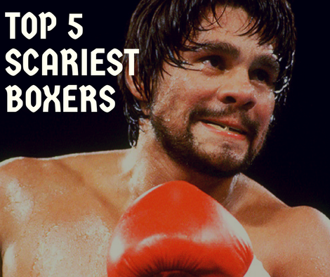 Most intimidating boxers boxingscene