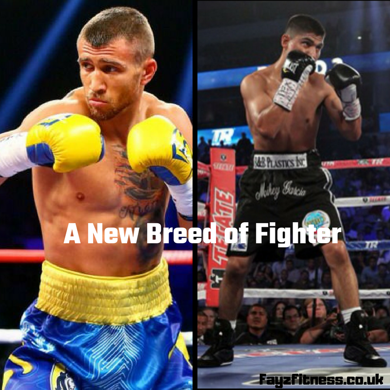 A New Breed of Fighter? - Watford Boxing Coach and Watford