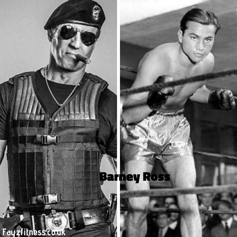 forgotten legends of the ring barney ross