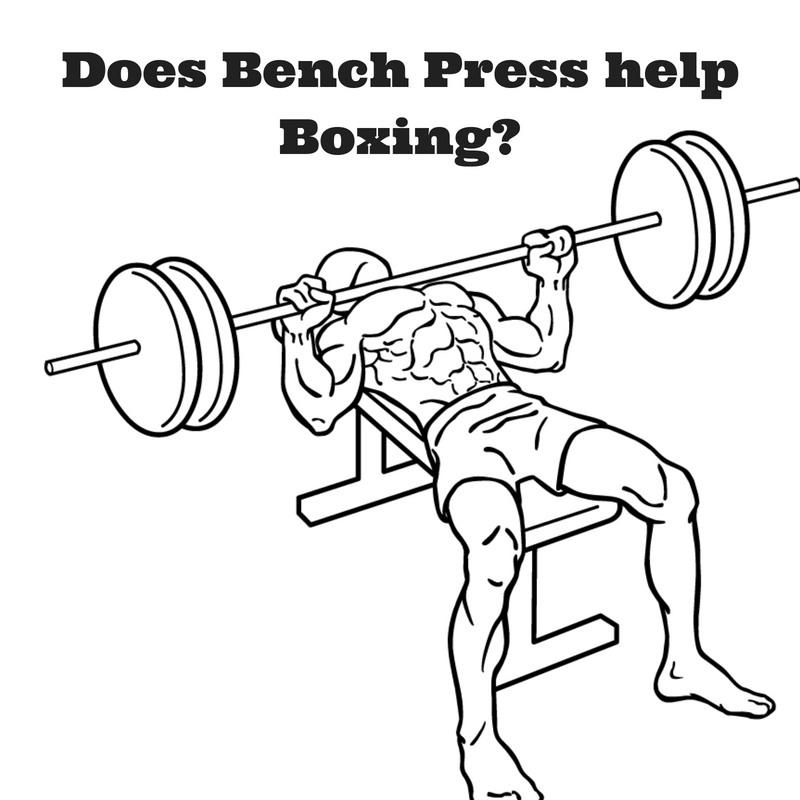 does bench press help boxing