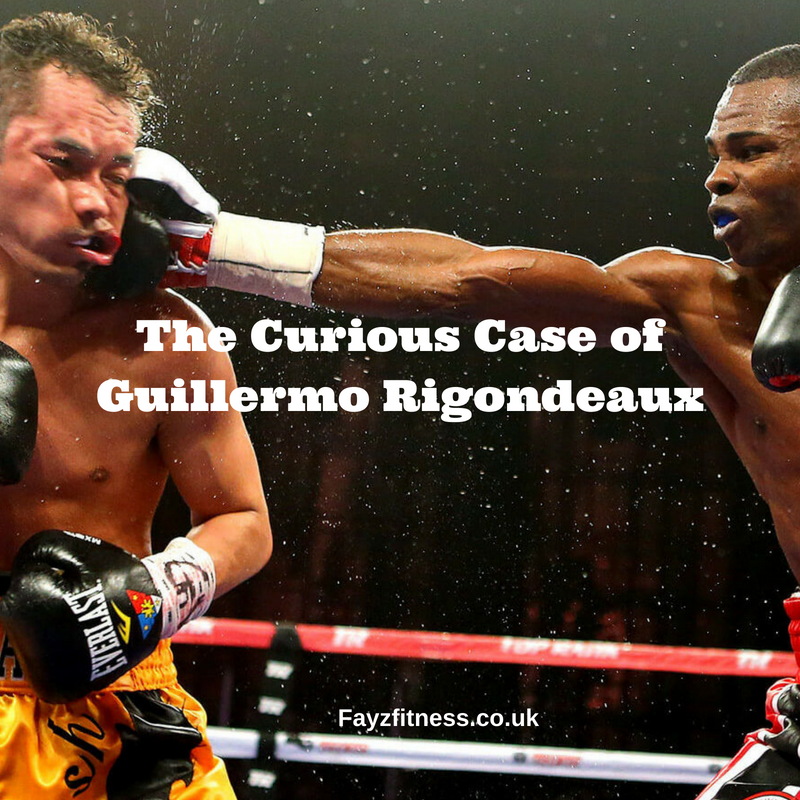 what happened to guillermo rigondeaux