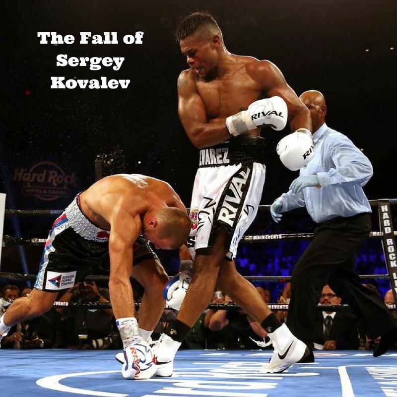 the fall of sergey kovalev