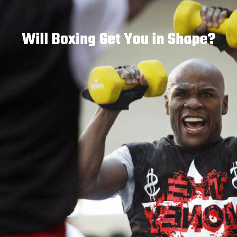 will boxing get you in shape
