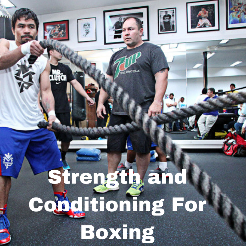 strength and conditioning for boxing