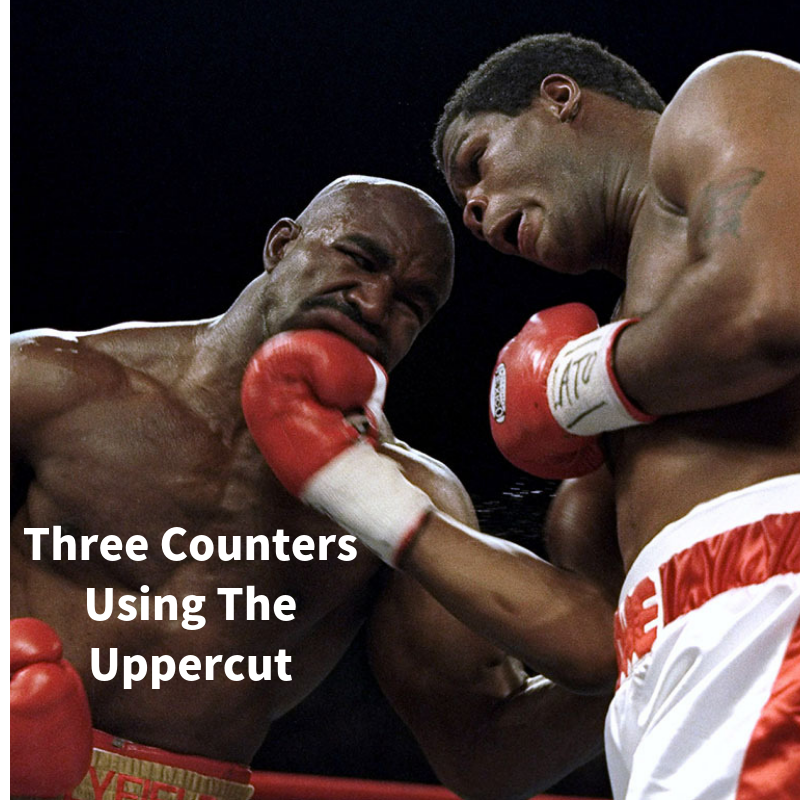 Three Counters Using The Uppercut