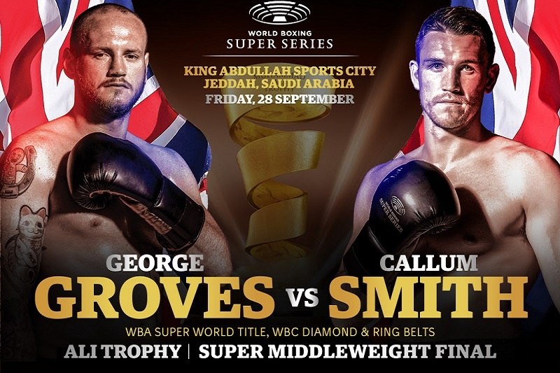 Geoge Groves vs Callum Smith Prediction