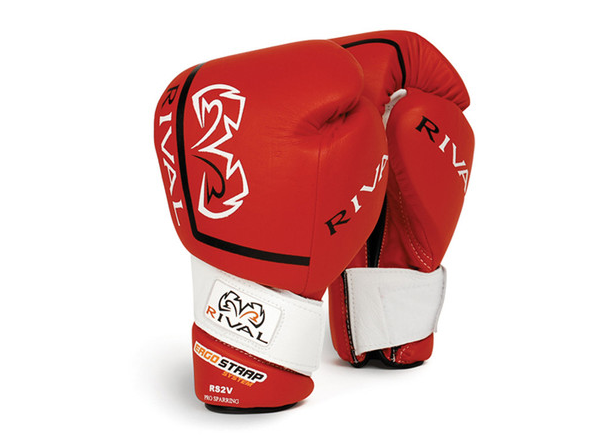 RIVAL RS2V-PRO RED SPARRING BOXING GLOVES REVIEW