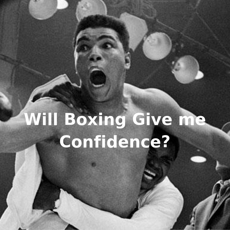 will boxing give me confidence