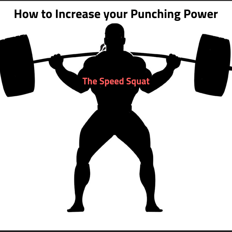 How to Increase your Punching Power