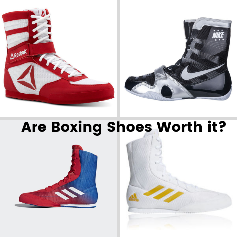Are Boxing shoes worth it