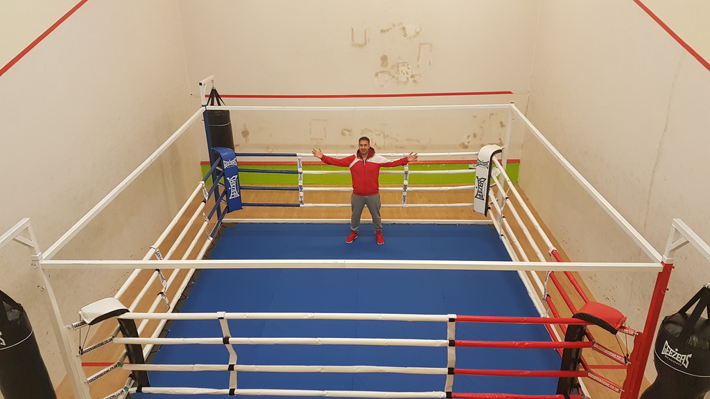 watford boxing ring