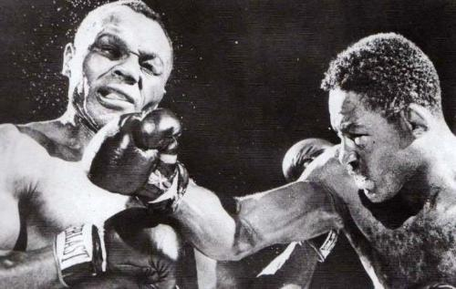 Ezzard Charles Inside Fighting
