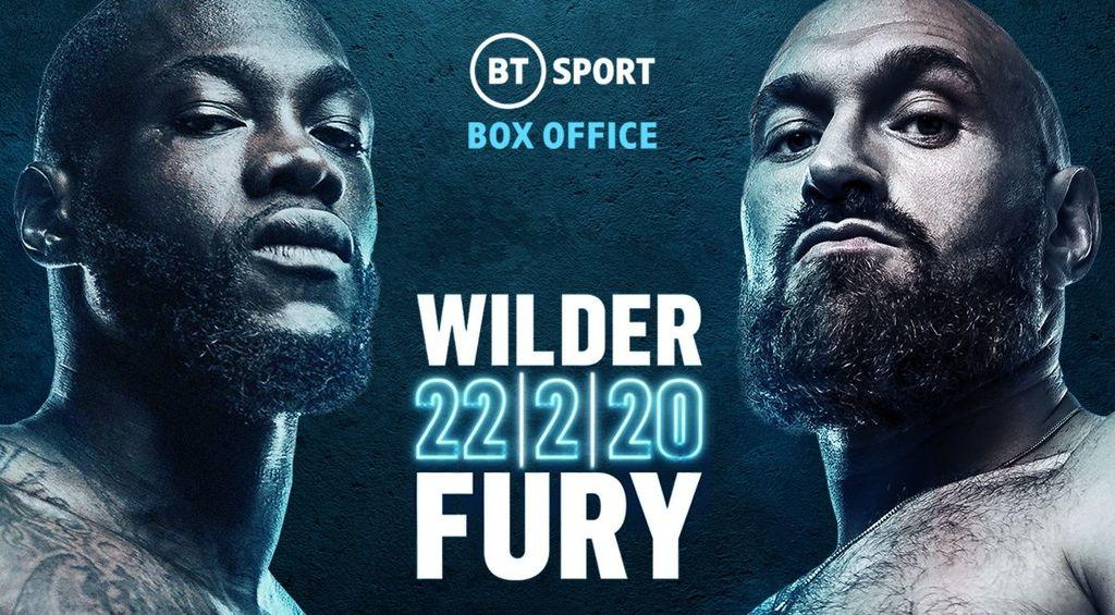 Tyson Fury vs Deontay Wilder II