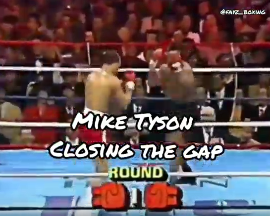 Mike Tyson Closing the Gap