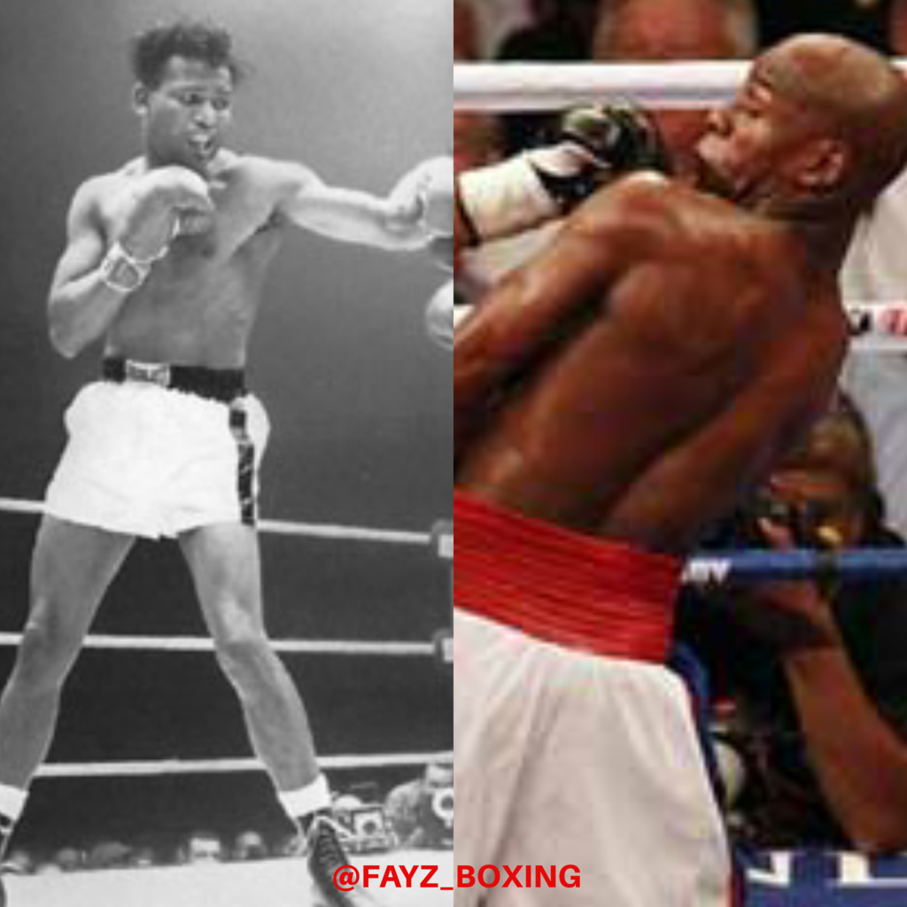 sugar ray robinson vs floyd mayweather jr