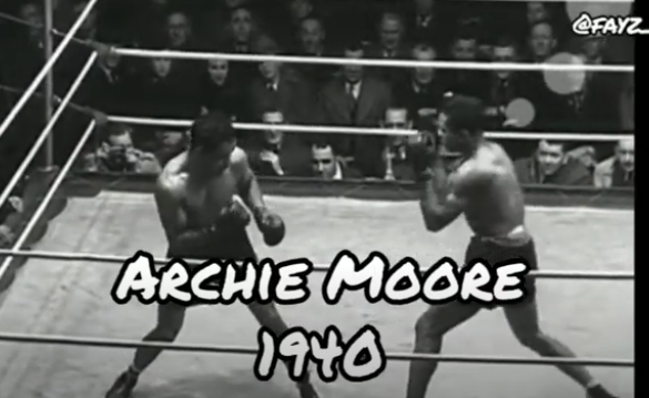 Archie Moore 1940