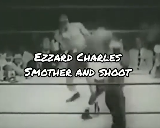 countering the jab ezzard charles