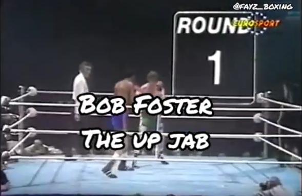 bob foster up jab