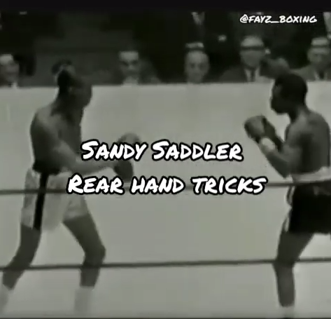 Sandy Saddler