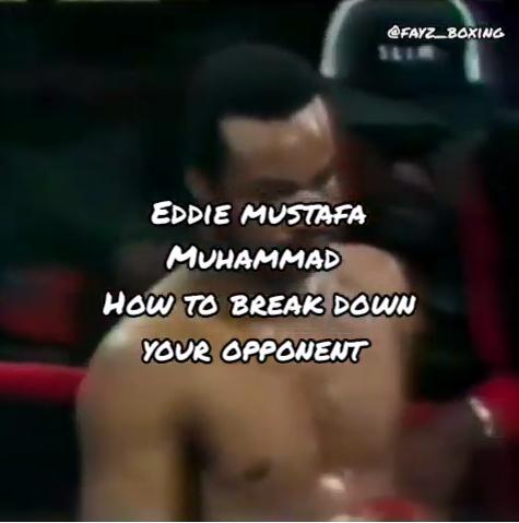eddie mustafa muhammad